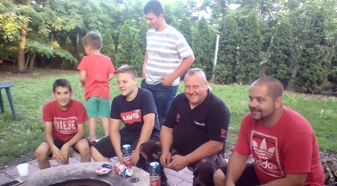 Konfirmációs szülői értekezlet a Pap-tanyán