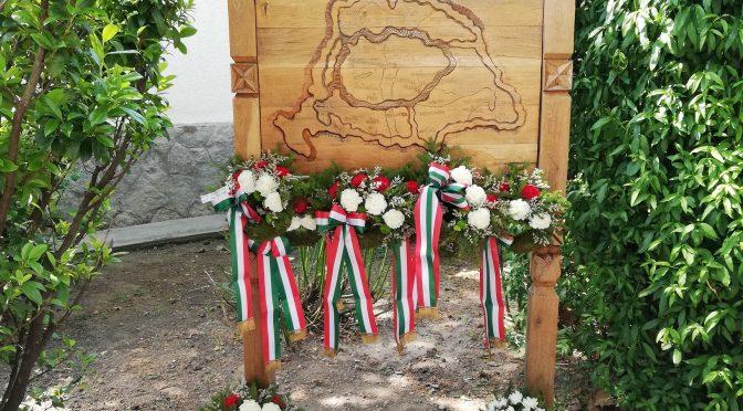 Június 4. Megemlékezés Trianonról